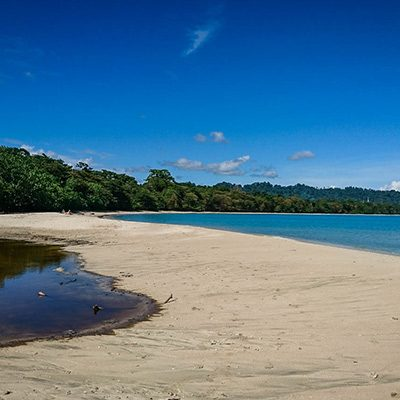 Cahuita : Côte caribéenne du Costa Rica 2/3