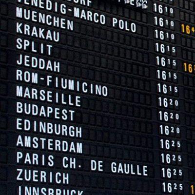 Les billets d'avion pour un tour du monde