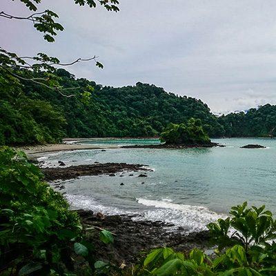 Manuel Antonio : La côte pacifique du Costa Rica