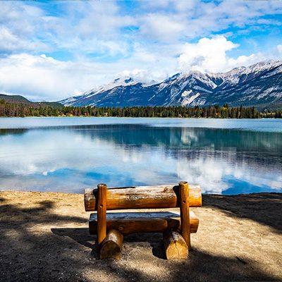 1 semaine dans les parcs de Jasper et Banff : balades et randonnées