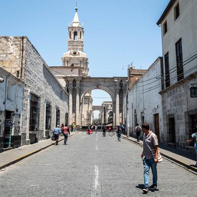 Arequipa, la cité blanche