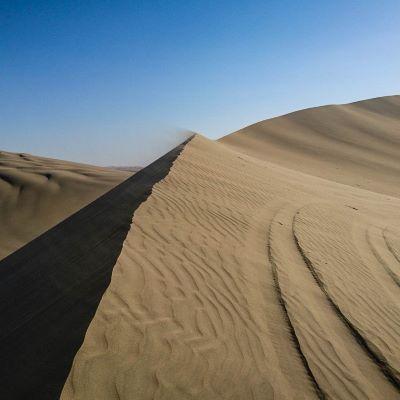 Huacachina : une oasis au milieu du désert