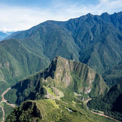Le Machu Picchu, la star du Pérou
