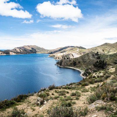 Lac Titicaca : Puno, Copacabana et l'Isla del Sol