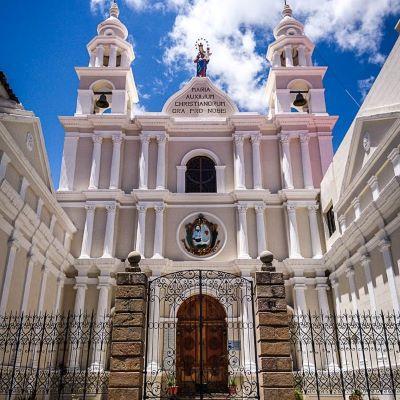 Sucre, l'autre capitale de la Bolivie
