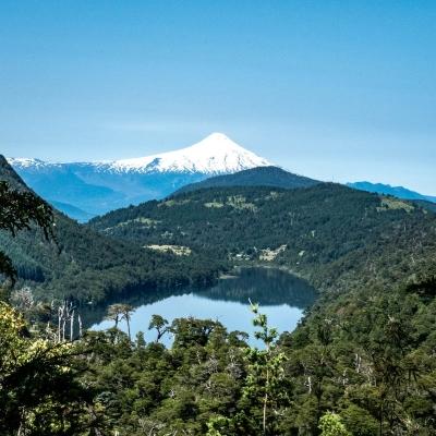 Pucón, aux portes de la Patagonie