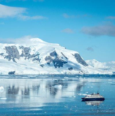 L'Antarctique, ce rêve blanc