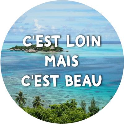 Épisode 12 : La Polynésie Française avec des invités – C'est loin mais c'est beau