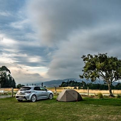 La Nouvelle-Zélande en tente : Bien préparer son road trip