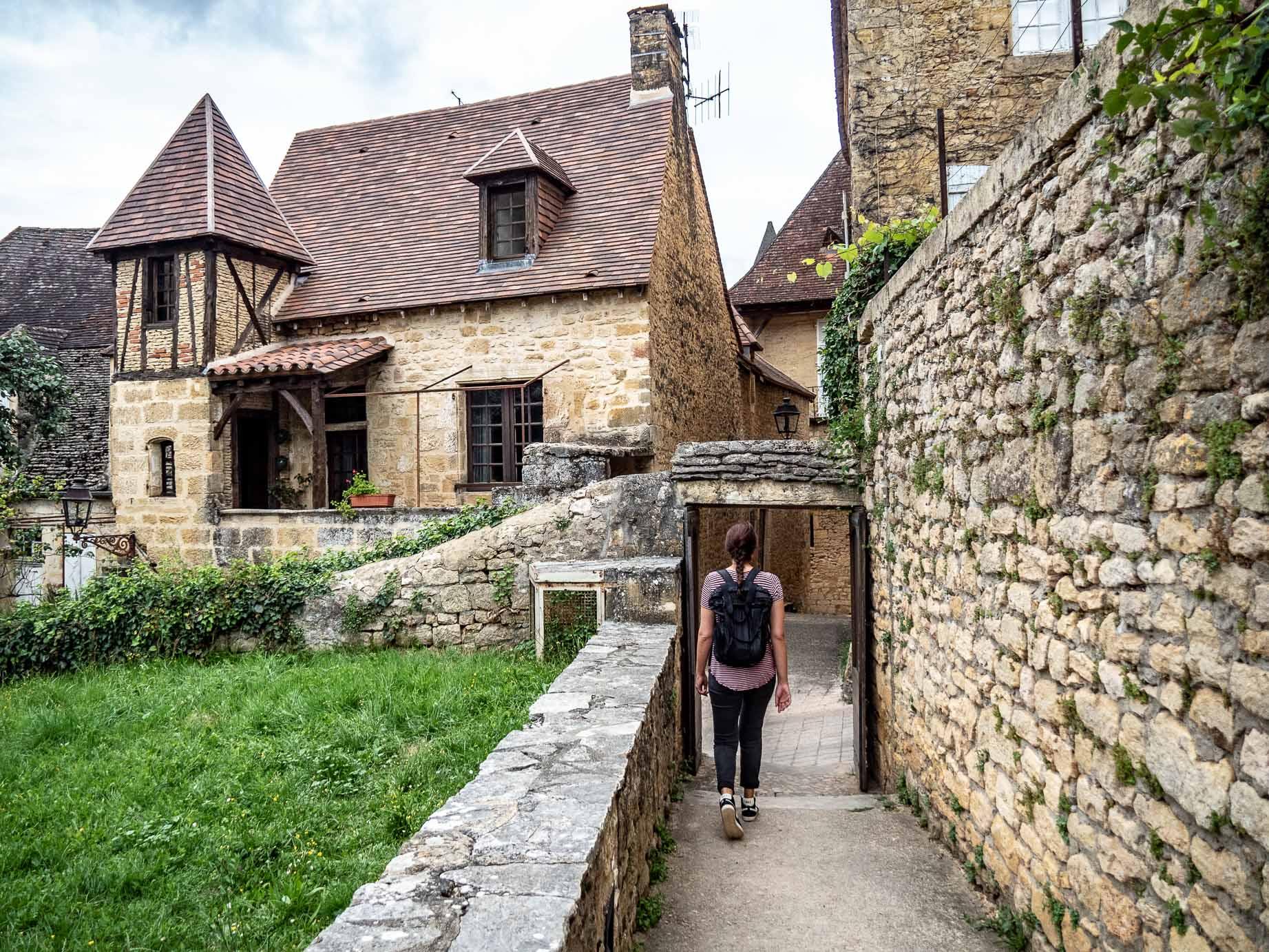 Sarlat-la-Canéda en Dordogne
