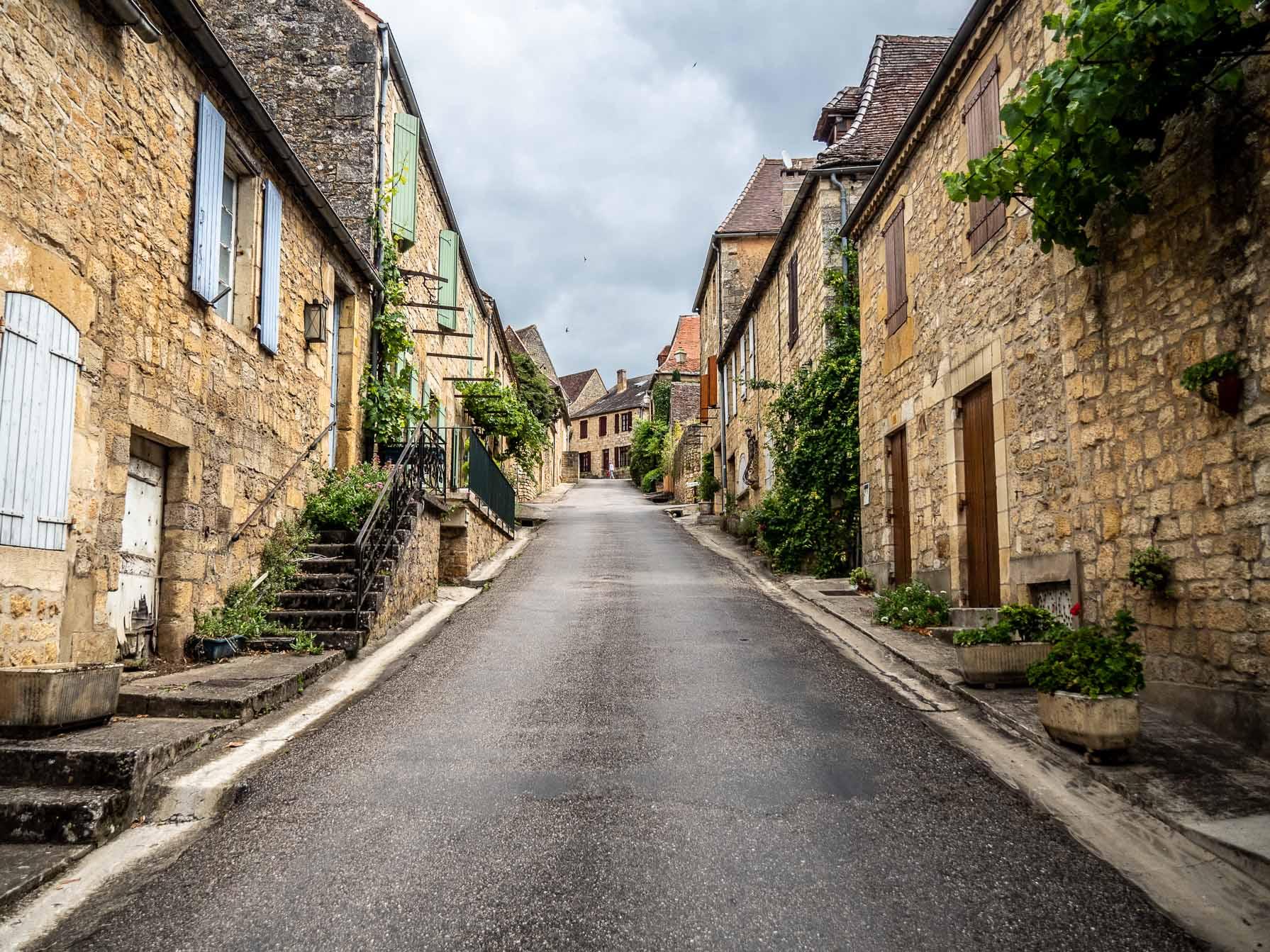 Village médiéval de Domme en Dordogne