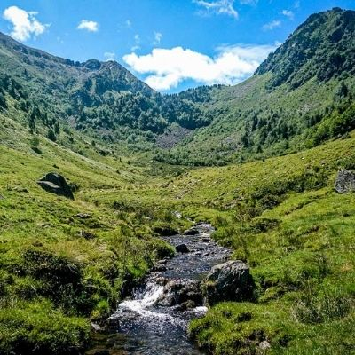 Randonnées dans les Pyrénées Ariégeoises