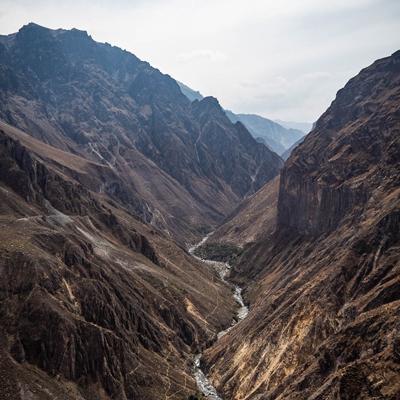 Trek dans le Canyon de Colca